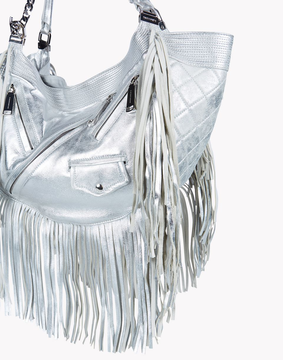 babe wire small hobo bags Woman Dsquared2