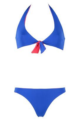 Armani Bikini Donna costume da bagno bikini reversibile