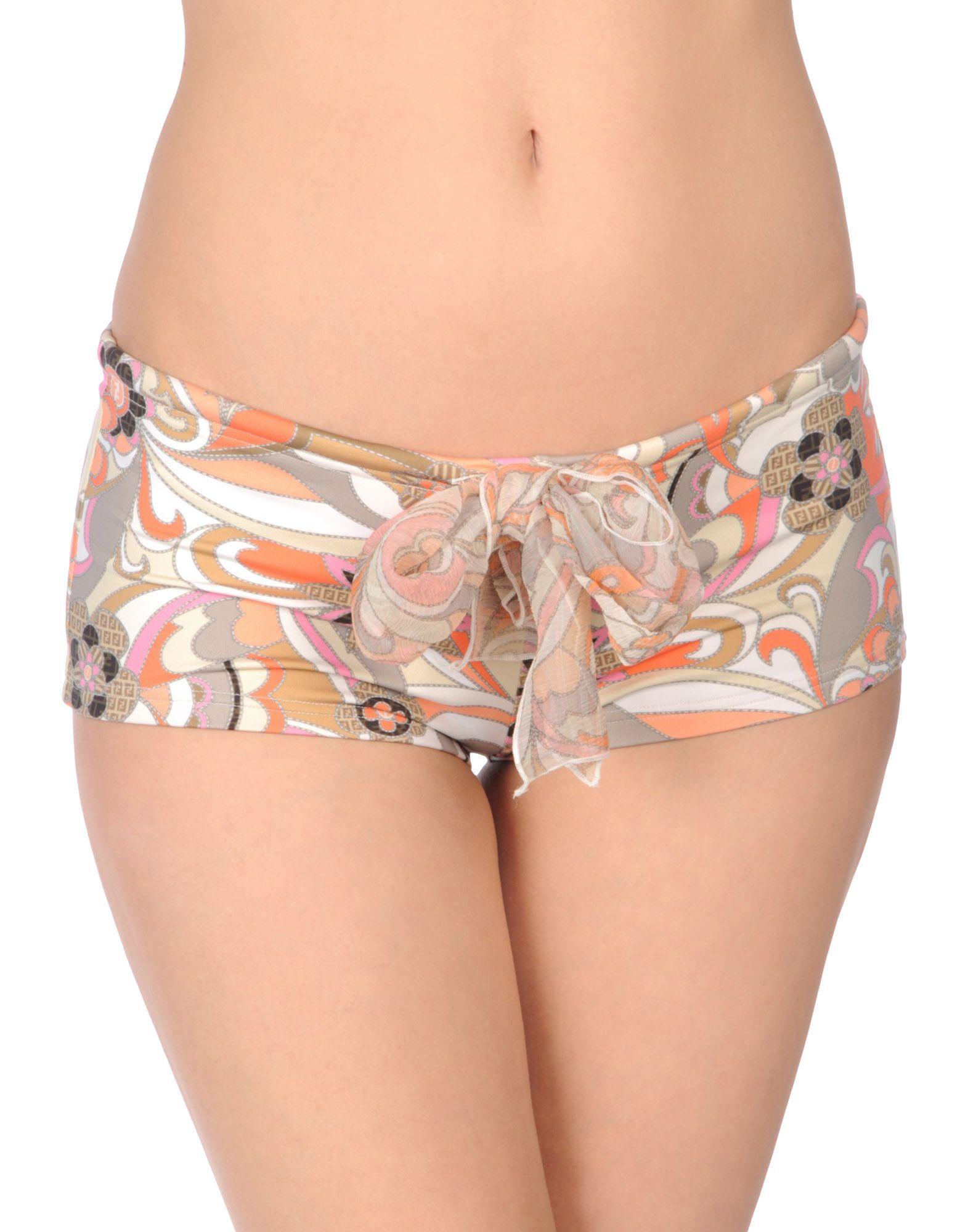 fendi female fendi bikini bottoms