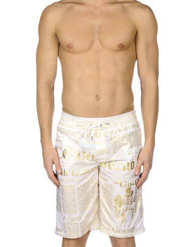 Шорты для плавания JOHN GALLIANO BEACHWEAR 47190716CM