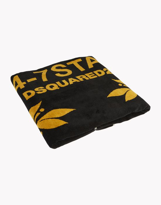 24-7 star towel beachwear Man Dsquared2