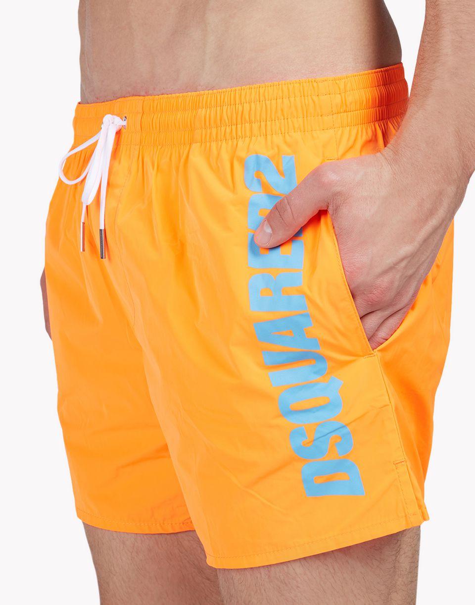 d2 swim shorts bademode Herren Dsquared2