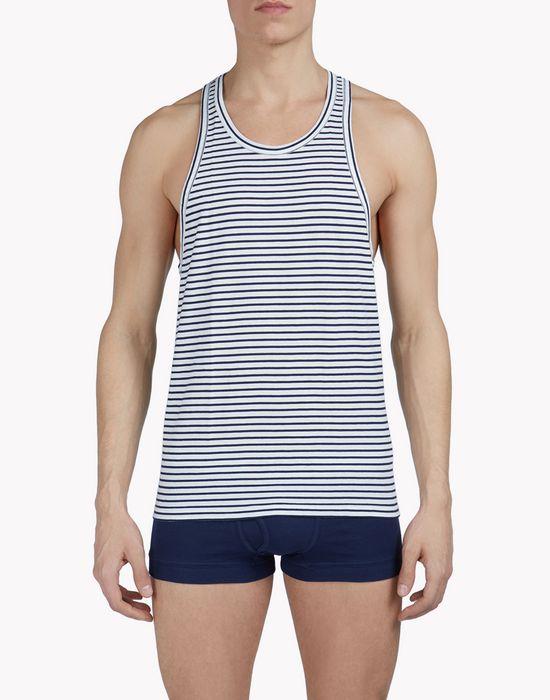 striped tank top underwear Man Dsquared2
