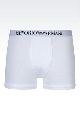 Armani Briefs Men stretch cotton boxers