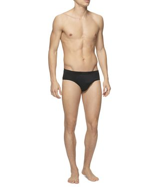ERMENEGILDO ZEGNA: Brief Black - 48128047PB