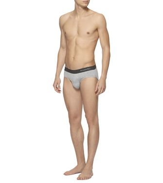 ERMENEGILDO ZEGNA: Brief Light grey - 48128049MX