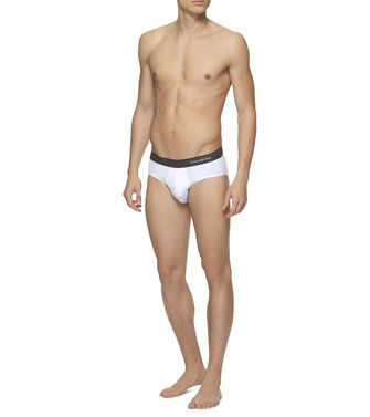 ERMENEGILDO ZEGNA: Brief White - 48128051DE