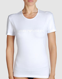 EMPORIO ARMANI UNDERWEAR - INTIMO - T-shirt intime