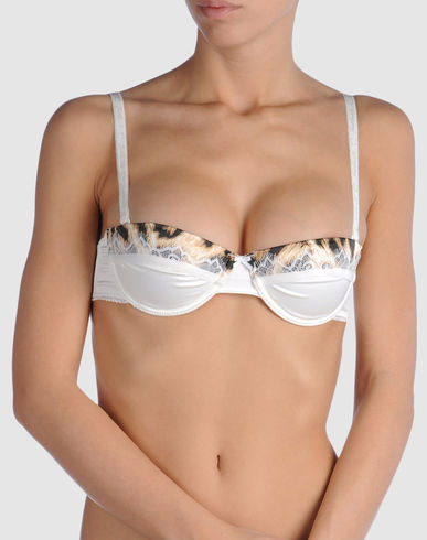JUST CAVALLI UNDERWEAR - Balconette bra