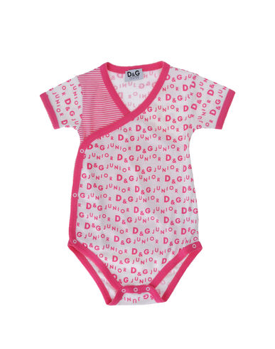 D&amp;G JUNIOR - Bodysuit