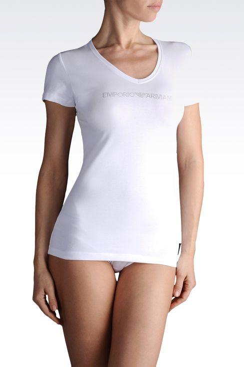 Underwear: Undershirts Women by Armani - 1