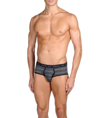 ERMENEGILDO ZEGNA: Brief Black - 48150753GP