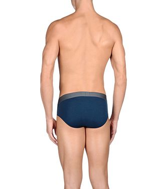 ERMENEGILDO ZEGNA: Brief Blue - 48150774FS