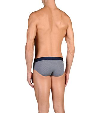 ERMENEGILDO ZEGNA: Brief Blue - 48150777PM