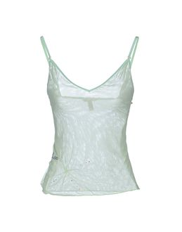 GUESS LINGERIE Tank tops $ 37.00