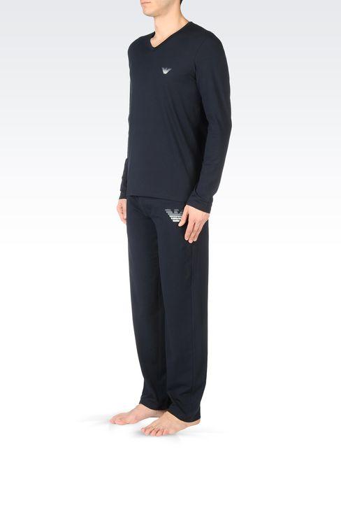 4d6e32fc9ee7e armani pyjama homme