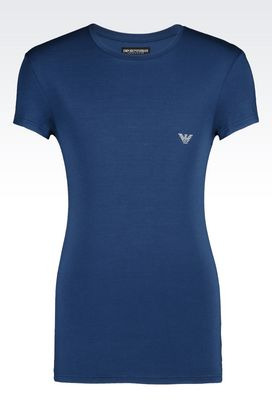Armani Undershirts Men t-shirt in modal