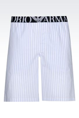 Armani Loungewear Pants Men cotton shorts