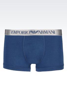 Armani Boxers Men boxers in modal