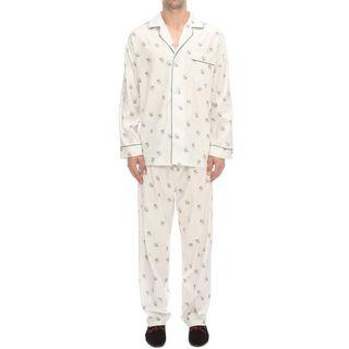 ALEXANDER MCQUEEN, Pajama, Skull Pajama Set
