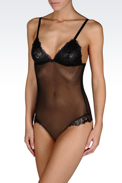 Underwear: Bodysuits Women by Armani - 2