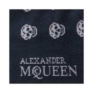 ALEXANDER MCQUEEN, Sock, Short Skull Socks
