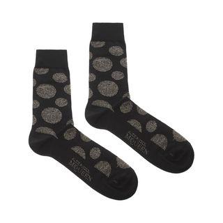 ALEXANDER MCQUEEN, Sock, Short Spot Socks