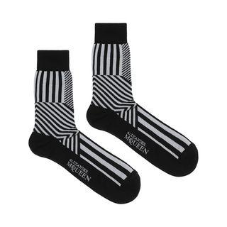 ALEXANDER MCQUEEN, Sock, Dazzle Socks
