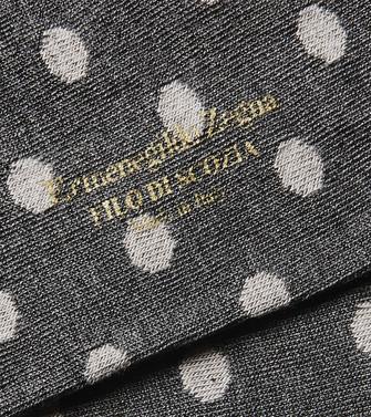 ERMENEGILDO ZEGNA: Socks Grey - 48168889XI