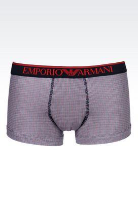 Armani Boxers Men stretch cotton boxers