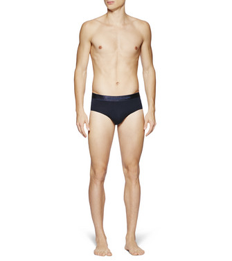 ERMENEGILDO ZEGNA: Brief Blue - 48170653OQ