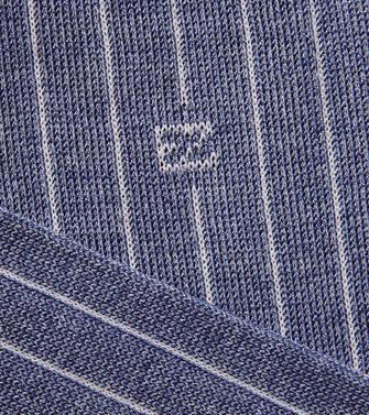 ERMENEGILDO ZEGNA: Socks Slate blue - 48170661IF