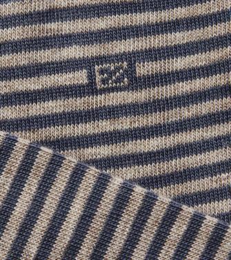 ERMENEGILDO ZEGNA: Socks Slate blue - 48170679QJ