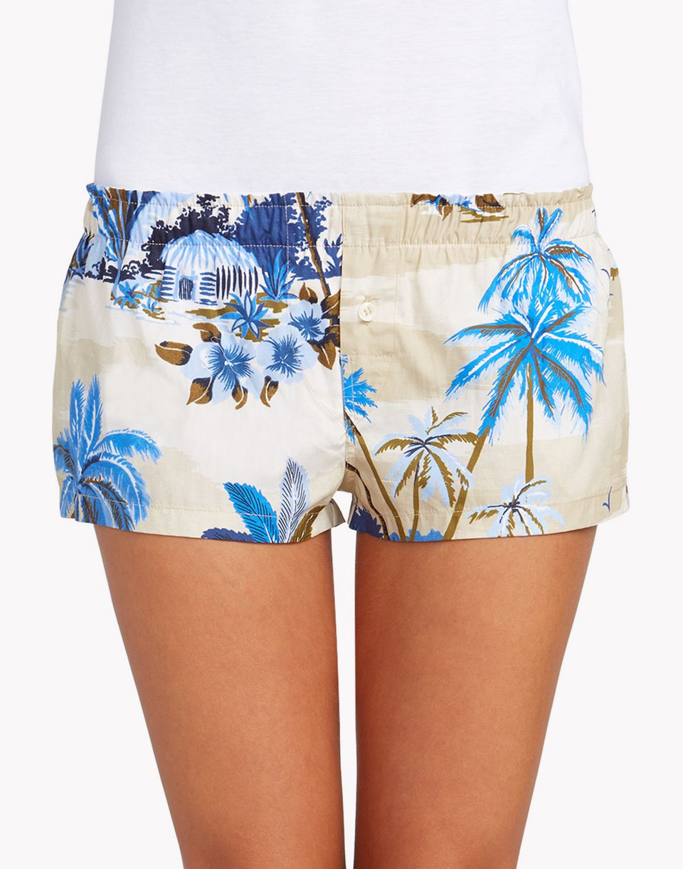 pajama shorts underwear Woman Dsquared2