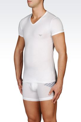 Armani Undershirts Men underwear