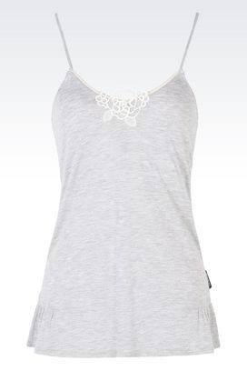 Armani Tank tops Women underwear