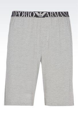 Armani Loungewear Pants Men underwear