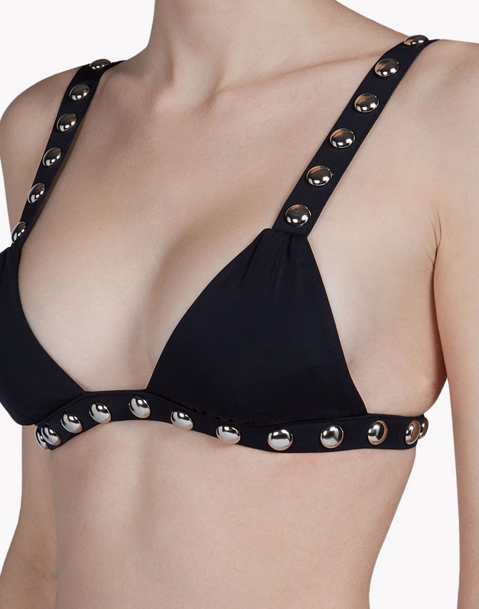 stud bikini top beachwear Woman Dsquared2