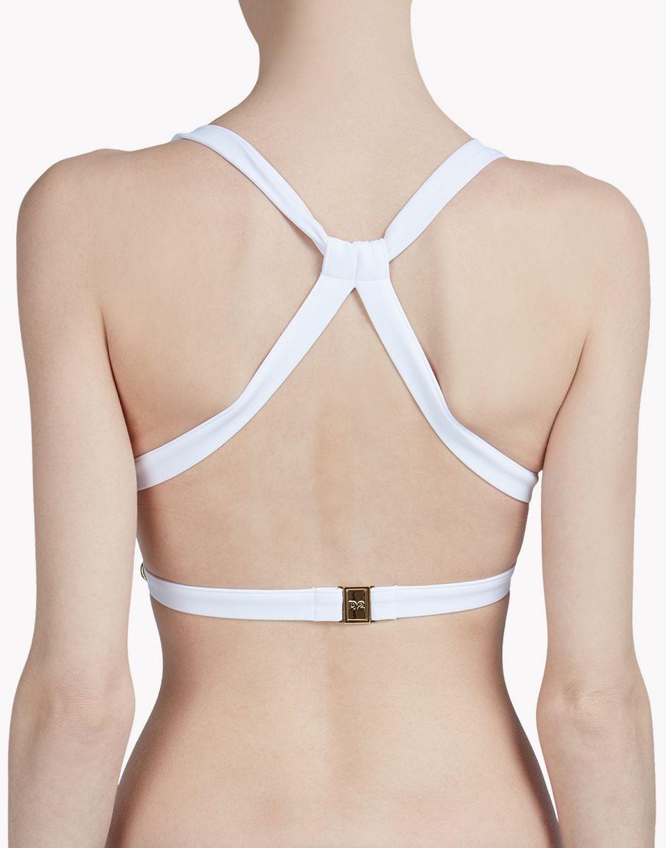 stud bikini top beachwear Woman Dsquared2