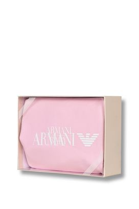 Armani Gift sets Men 100% double face cotton newborn blanket