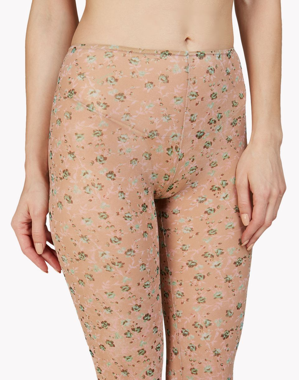 floral leggings underwear Woman Dsquared2
