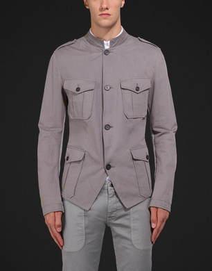 Cotton twill jacket - Blazers - Dolce&Gabbana - Summer 2016