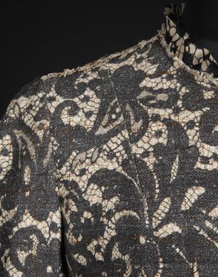 Lace print jacket - Blazers - Dolce&Gabbana - Summer 2016