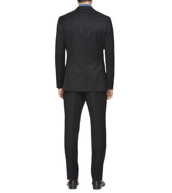 ZZEGNA: Suit Black - 49125754CQ