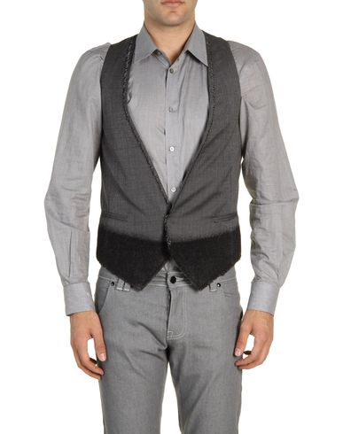COSTUME NATIONAL HOMME - Vest