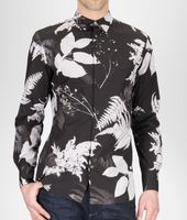 Bottega Veneta® Cotton Printed Shirt