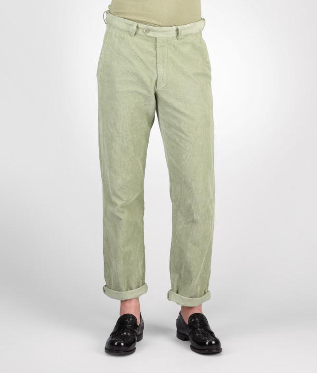 Papery Velvet Pant