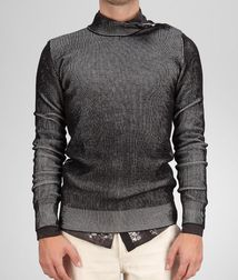 Top or SweaterReady to Wear94% Cotton, 6% PolyamidBlack Bottega Veneta®