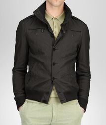 Coat or JacketReady to Wear100% LeatherBlack Bottega Veneta