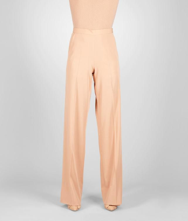 Fluid Light Wool Gabardine Pant